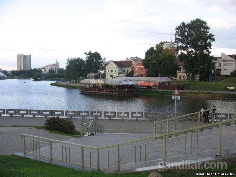 Где посидеть в Троицком Предместье, кафе и рестораны Троицкого предместья