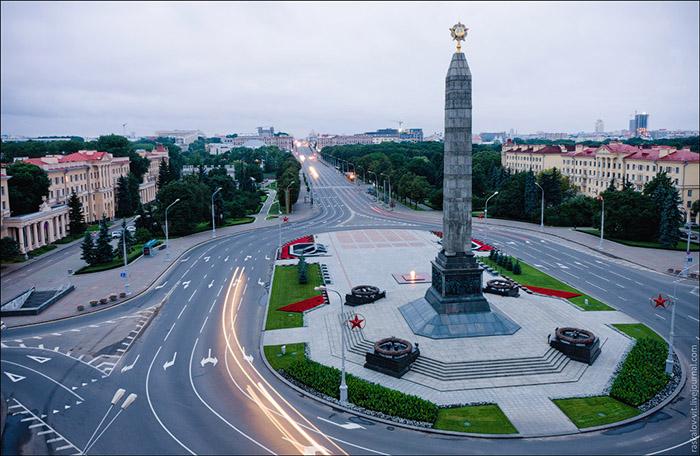Группы путешественников по Минску, как определить, какая квартира в каком районе больше подходит для съема на сутки